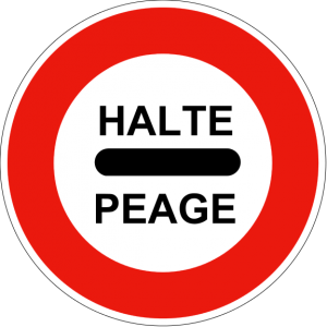 Halte_Peage