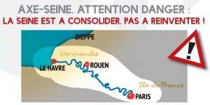 Axe Seine : Jean-Paul Lecoq monte de nouveau au créneau en Conseil départemental