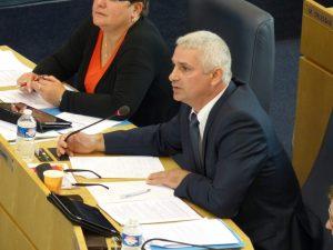 Depuis le Conseil départemental : les élus du Front de Gauche appellent à la mobilisation contre les péages sur les routes