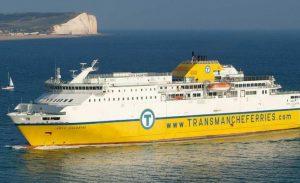 La nécessité de l'intervention publique dans les transports portée par Sophie Hervé à travers l'exemple de la ligne transmanche Dieppe/Newhaven