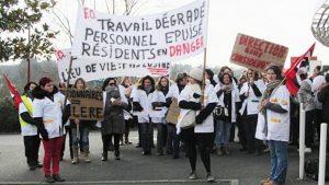 Stéphane Barré invite l'urgence des EHPAD et de la prise en charge de la dépendance au Conseil départemental