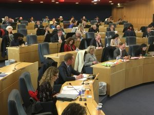 Conseil départemental du 22 février : les élus du Front de Gauche préfèrent l'humain à la comptabilité
