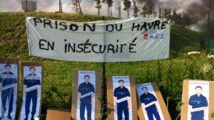 Alerte sur les sous effectifs des personnels du Centre Pénitentiaire du Havre