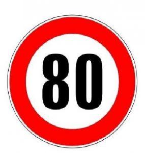 La limitation à 80 km/h sur les routes départementales et le pactole budgétaire attendu à travers cette mesure par le gouvernement