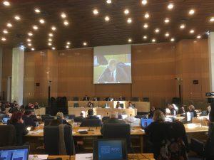 Débat sur l'écologie au Conseil départemental, Alban Bruneau alerte sur l'alimentation et sur le frelon asiatique
