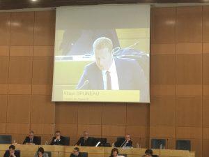 Contrat d'objectifs de Seine Maritime Attractivité : Alban Bruneau demande la création d'une vigie pour la sauvegarde de l'emploi