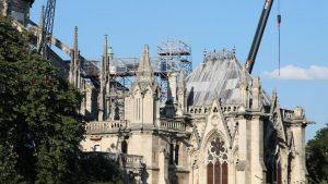 Don financier pour Notre-Dame : les doutes des élus communistes font avancer le soutien en faveur du patrimoine seinomarin !